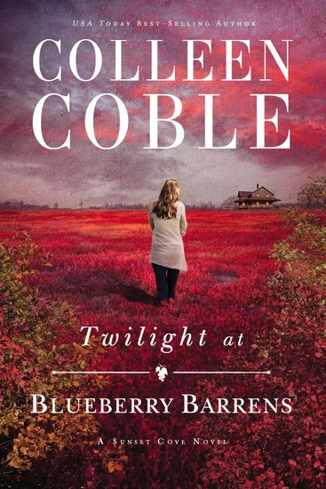 Twilight at Blueberry Barrens - cover