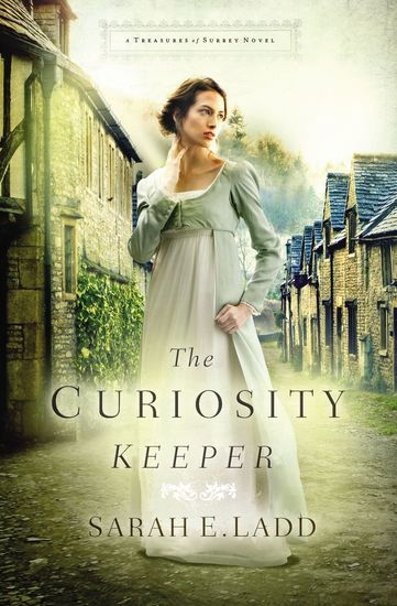 The Curiosity Keeper - cover