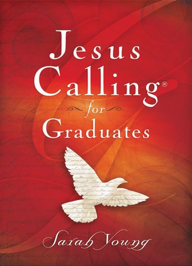 Jesus Calling for Graduates - cover