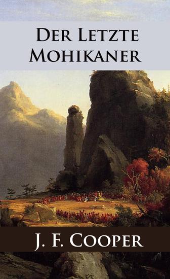Der letzte Mohikaner - cover