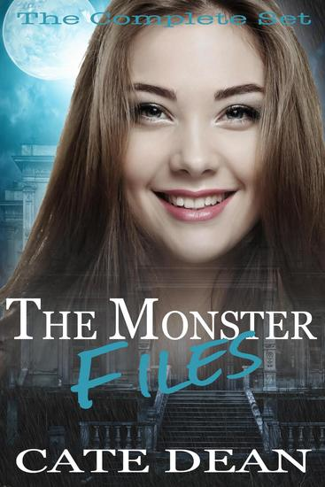 The Monster Files - The Monster Files - cover