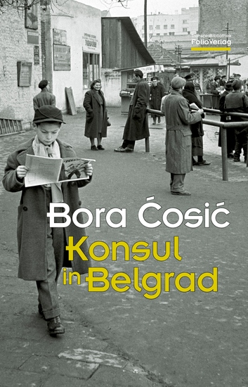 Konsul in Belgrad - cover