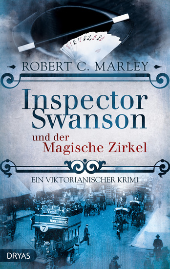 Inspector Swanson und der Magische Zirkel - Ein viktorianischer Krimi - cover