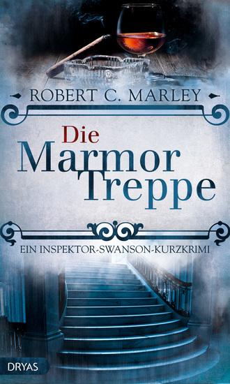 Die Marmortreppe - Ein viktorianischer Kurz-Krimi - cover