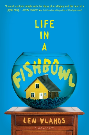 Life in a Fishbowl - cover