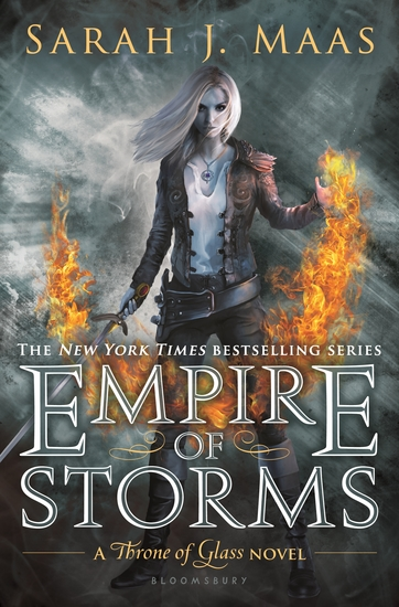 Empire of Storms - cover