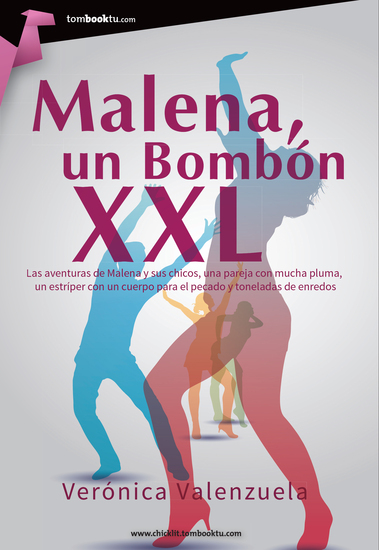 Malena un bombón XXL - cover