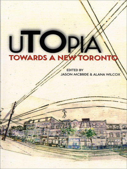uTOpia - Towards a New Toronto - cover
