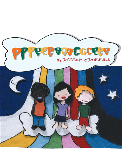 pppeeeaaaccceee - cover