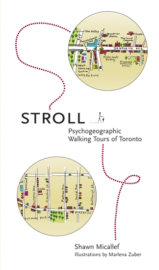 Stroll - Psychogeographic Walking Tours of Toronto - cover