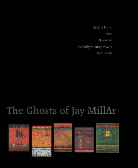 The Ghosts of Jay MillAr - cover
