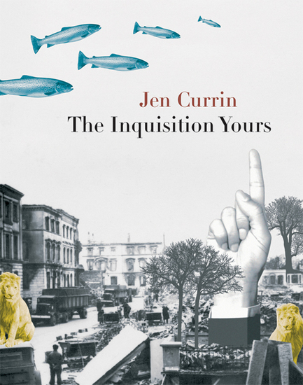 The Inquisition Yours - cover