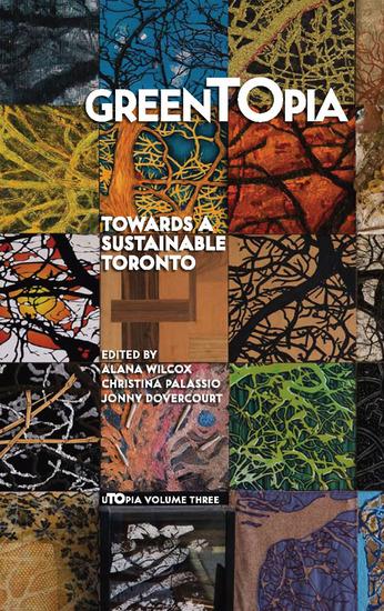 GreenTOpia - Towards a Sustainable Toronto - cover