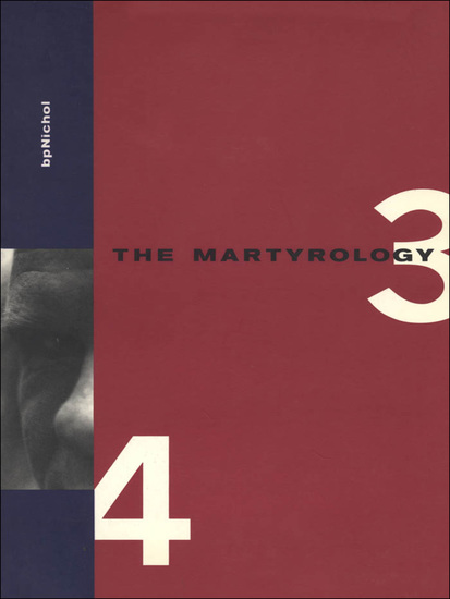 Martyrology Books 3 & 4 - cover