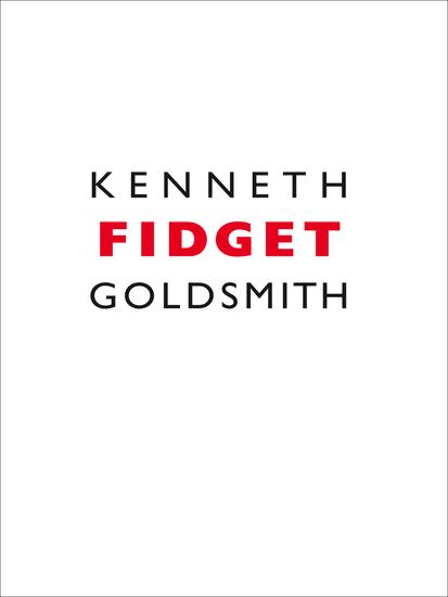 Fidget - cover