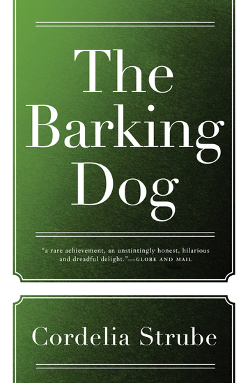 The Barking Dog - cover