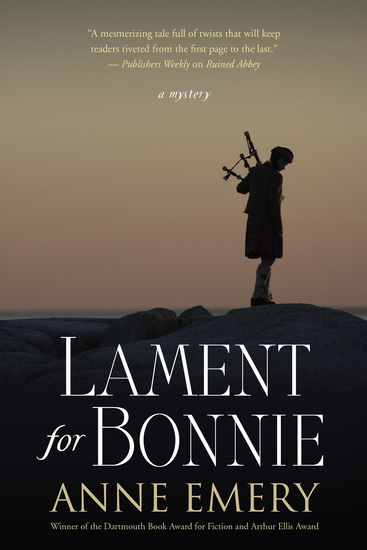 Lament for Bonnie - A Collins-Burke Mystery - cover