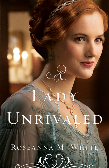 A Lady Unrivaled (Ladies of the Manor Book #3) - cover
