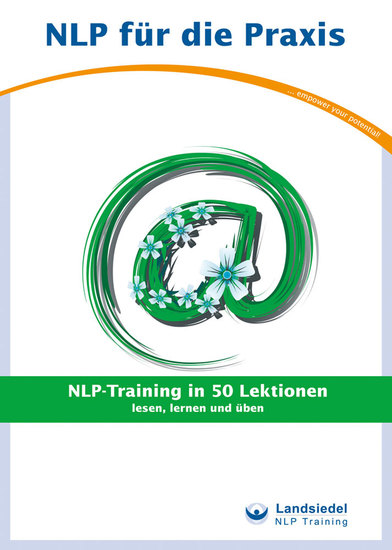 NLP-Training in 50 Lektionen - lesen lernen und üben - cover