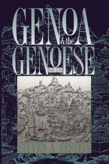 Genoa and the Genoese 958-1528 - cover