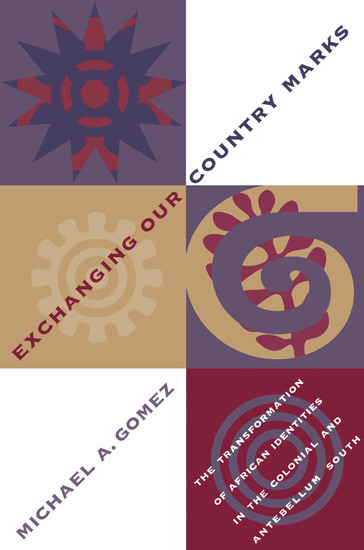 exchanging our country marks by michael gomez essay African american psychology a selected annotated bibliography gomez, m a (1998) exchanging our country marks based on his research michael a gomez.
