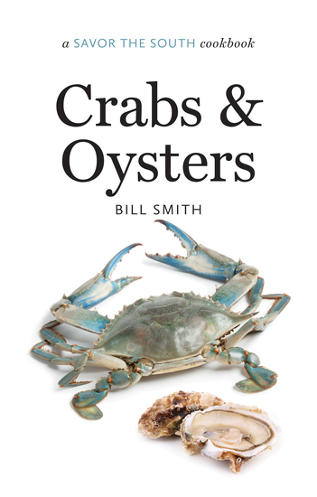 Crabs and Oysters - a Savor the South® cookbook - cover