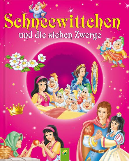 Schneewittchen und die sieben Zwerge - Ein Märchenbuch für Kinder - cover