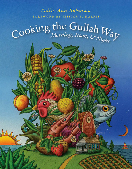 Cooking the Gullah Way Morning Noon and Night - cover