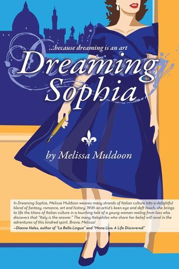 Dreaming Sophia - cover