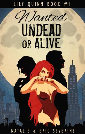 Wanted Undead or Alive - cover