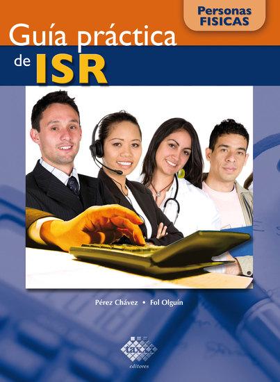 Guía práctica de ISR Personas físicas 2016 - cover