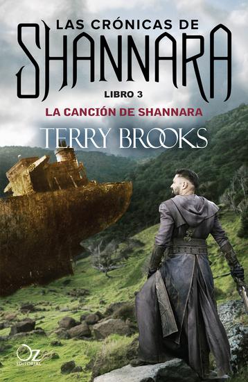La canción de Shannara - Las crónicas de Shannara - Libro 3 - cover