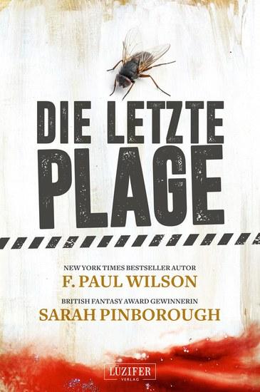 Die letzte Plage - Endzeit-Roman - cover
