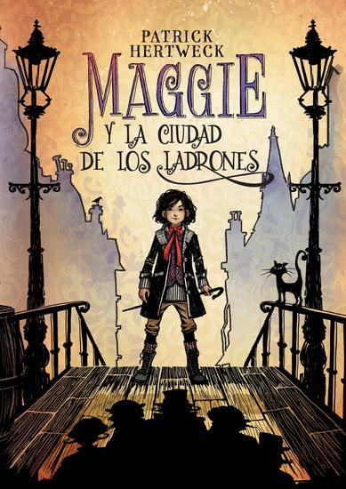 Maggie y la ciudad de los ladrones - cover