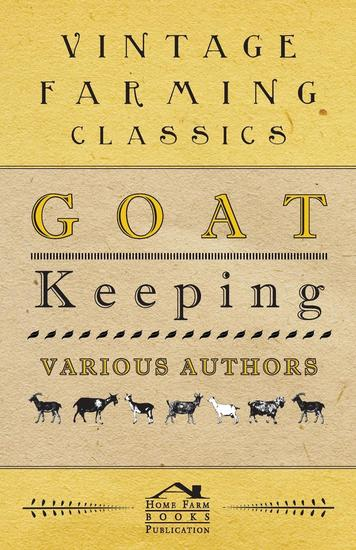 Goat Keeping - cover