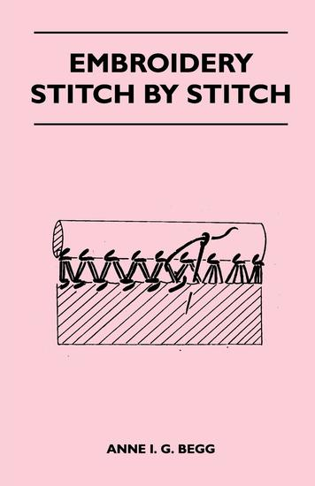 Embroidery Stitch by Stitch - cover
