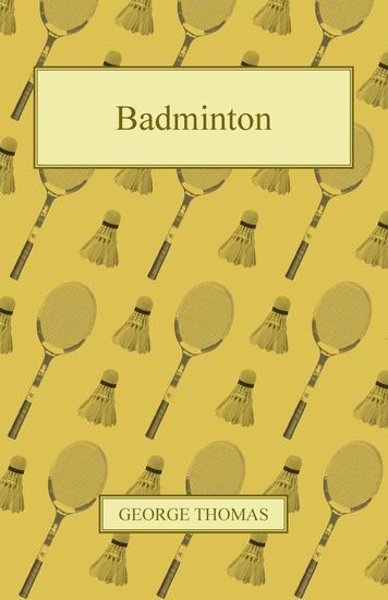 Badminton - cover