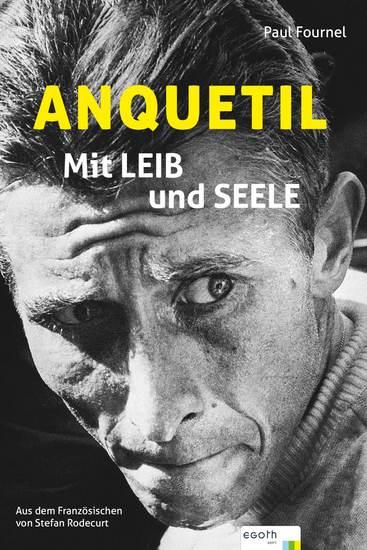 Anquetil - Mit Leib und Seele - cover