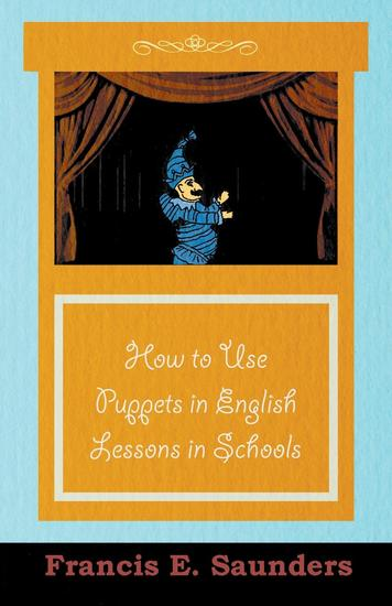 How to Use Puppets in English Lessons in Schools - cover