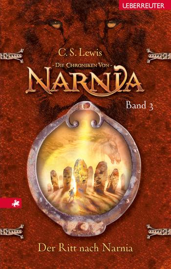 Die Chroniken von Narnia - Der Ritt nach Narnia (Bd 3) - cover