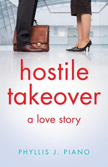Hostile Takeover - A Love Story - cover