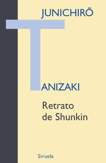 Retrato de Shunkin - cover