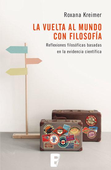 Vuelta al mundo con filosofía La (Lat) - cover