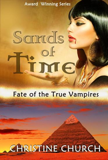 Sands of Time - Fate of the True Vampires #1 - cover