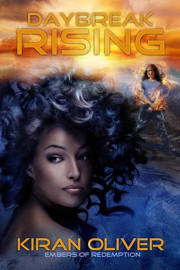 Daybreak Rising - Embers of Redemption #1 - cover