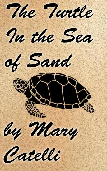 The Turtle in the Sea of Sand - cover