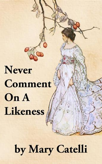 Never Comment On A Likeness - cover