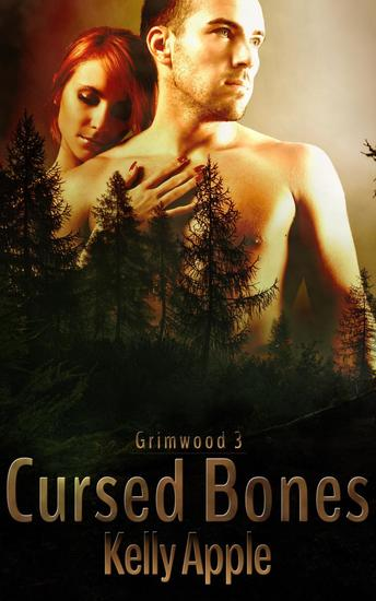 Cursed Bones - Grimwood #3 - cover