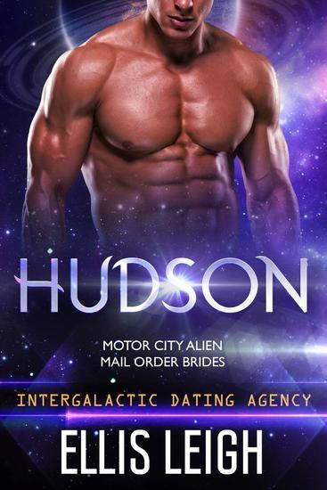 Hudson: Intergalactic Dating Agency - Motor City Alien Mail Order Brides #2 - cover