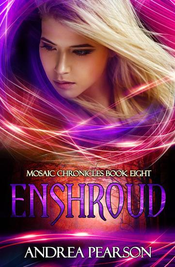 Enshroud - Mosaic Chronicles #8 - cover